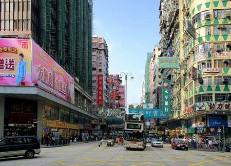 Giá Nhà đất Hồng Kông vẫn duy trì ổn định