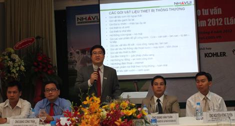 Hội thảo tư vấn giá dựng năm 2012