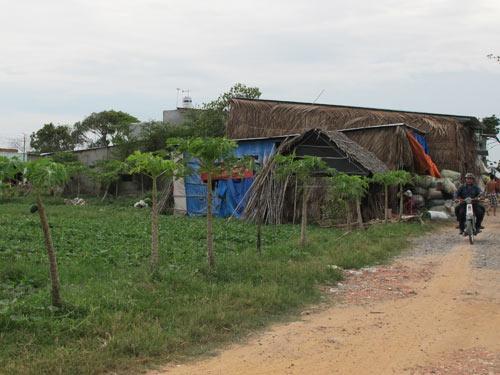 xã Xuân Thới Thượng, huyện Hóc Môn