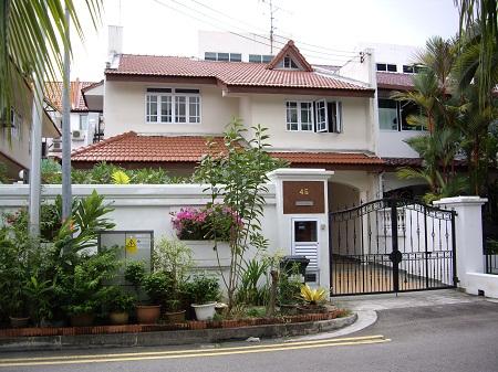 Singapore: Thị trường nhà đất đột ngột tăng cao