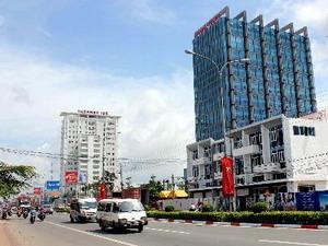 TP.Hồ Chí Minh: Giá thuê văn phòng tiếp tục giảm