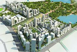 Sẽ khởi công Khu đô Thị Hoàng Mai vào quý 4/2012