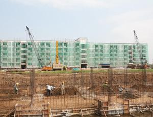 Nhà ở công nhân Đồng Nai: đất chật, vốn hẻo!