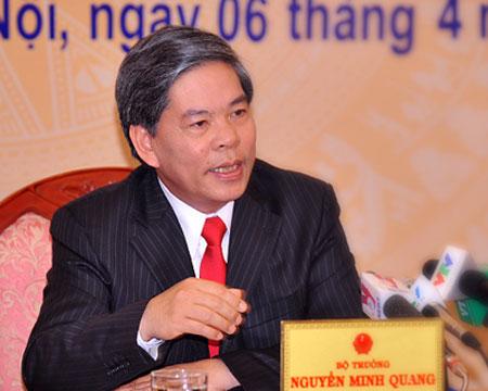 Bộ trưởng Quang: Ông Vươn tiếp tục thuê đầm