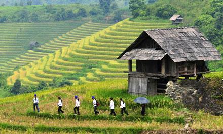 Lào cai công bố quy hoạch khu đô thị du lịch Sa Pa