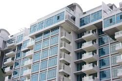 Singapore: Giá nhà đất giảm nhẹ