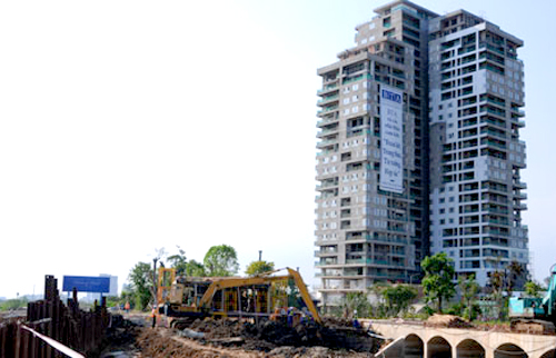 Bộ Xây dựng đề xuất tiếp tục hoàn thiện dự án đảo Kim Cương