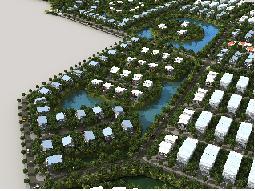 Mở bán Khu biệt thự Hồ Thiên Nga với giá từ 3,6 triệu đồng/m2