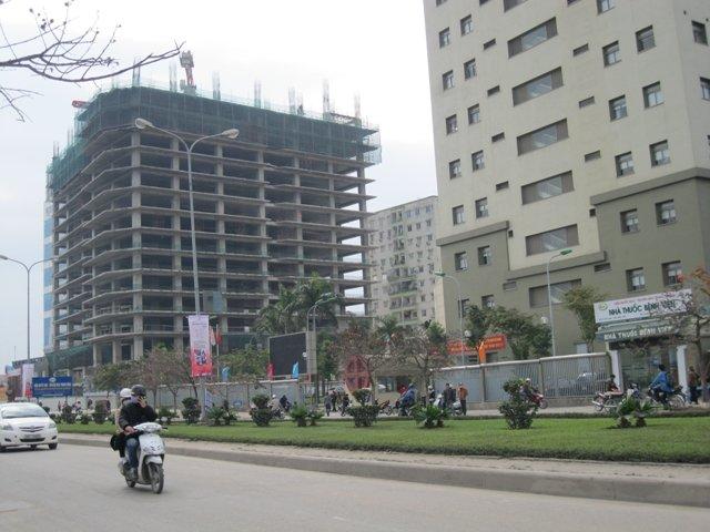 BĐS Hà Nội: xu hướng dịch chuyển về gần trung tâm
