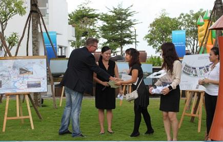 Mở bán 20 căn biệt thự Sen Phương Nam giá từ 13 triệu đồng/m2