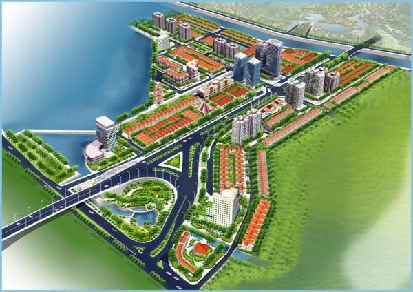 Khu Đô thị mới Đông Nam Thuỷ An