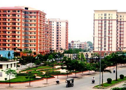 Nhà đầu tư ngoại lạc quan về thị trường bất động sản