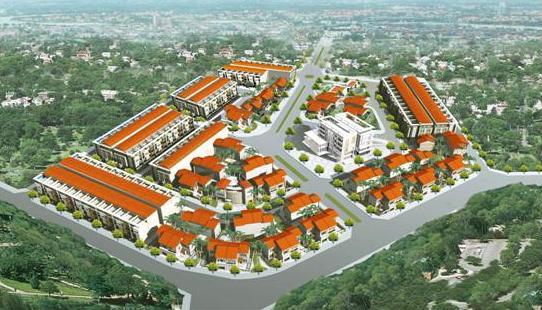 Simco SDA bàn giao Tiểu khu đô thị Vạn Phúc vào quý III/2012