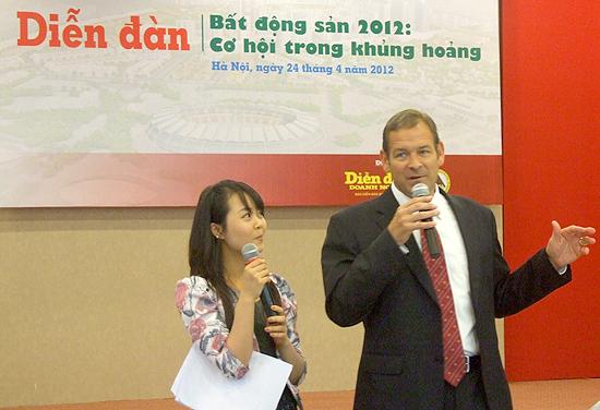 Thị trường bất động sản 2012: 'Bắt' cơ hội từ đáy khủng hoảng