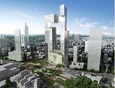 Khởi công Tòa tháp 55 tầng The One Ho Chi Minh City