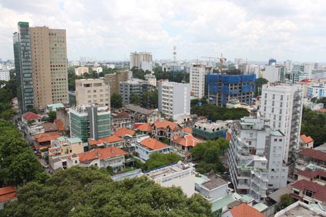 Thị trường bất động sản: Trước sự can thiệp của chính sách
