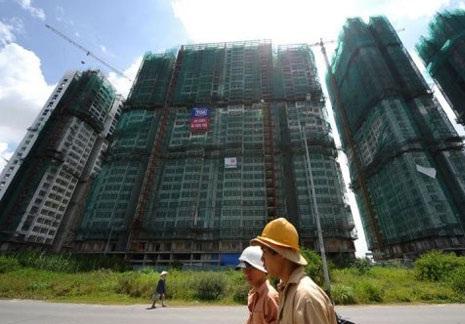 AFP viết về tình trạng đóng băng bất động sản tại VN