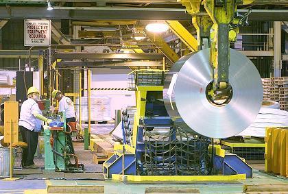 Sản lượng thép thế giới sẽ tăng 7,% trong năm 2011