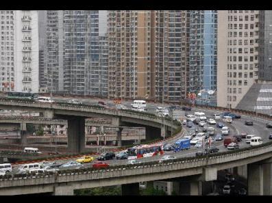 """""""Bong bóng"""" bất động sản Trung Quốc: Nguy cơ bị vỡ"""