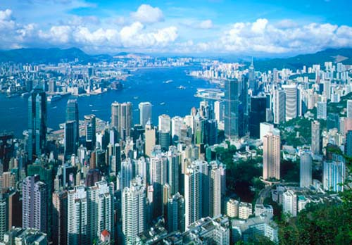 Hong Kong đứng đầu về giá BĐS cao cấp