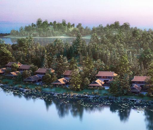 Chào bán biệt thự Ngọc Viên Islands với giá từ 15 triệu đồng/m2