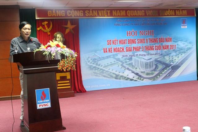 PetroVietnam Nghệ An: Ước lãi 17,17 tỷ đồng trong 9 tháng