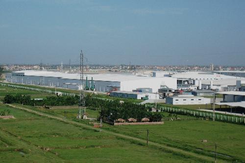 Hiệu quả sử dụng đất tại các khu công nghiệp: Bài toán cần lời giải