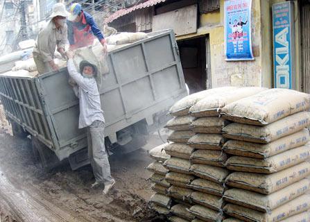 Xuất khẩu xi măng và clinker ước đạt 4 triệu tấn trong năm 2011