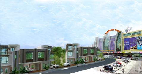 The Green River City: Thành phố trong mơ
