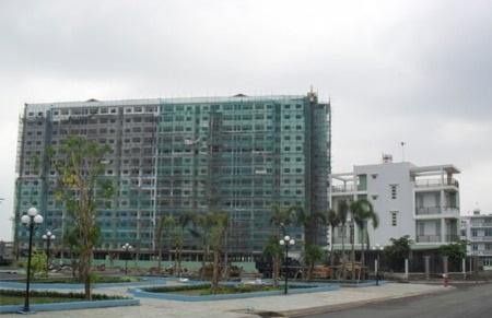 Ngừng chuyển đổi dự án chung cư thành bệnh viện
