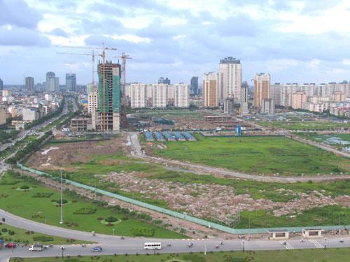 Quy hoạch, kế hoạch sử dụng đất còn bất cập và lãng phí