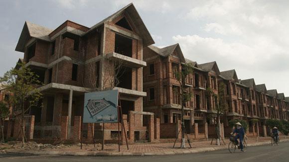 Đại hạ giá bất động sản: Trở về giá trị thực