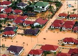 Thái Lan: Bất động sản nghỉ dưỡng ven đô có đất sống sau lũ