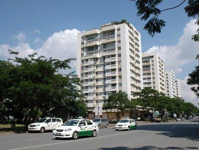 Ra thời hạn nộp tiền sử dụng đất tại Phú Mỹ Hưng