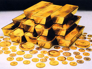 Biến động dữ dội, giá vàng sụt giảm về 1.680 USD/oz rồi lại bật tăng