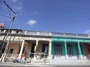 Cuba trợ cấp cho người thu nhập thấp xây, sửa nhà