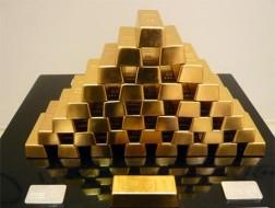 Giá tăng, các quỹ bán ròng gần chục tấn vàng