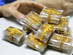 Vàng vững giá 43,6 triệu đồng