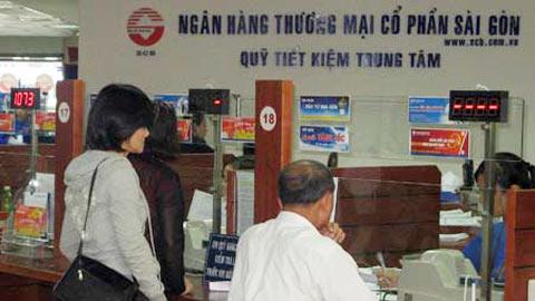 Bao nhiêu tiền bị rút từ 3 ngân hàng hợp nhất?