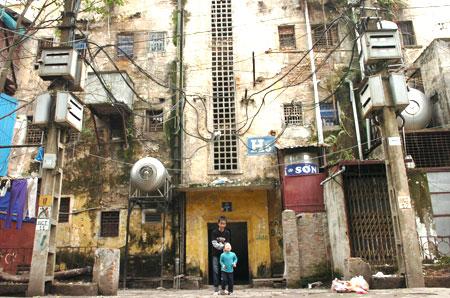 Hà Nội khảo sát 10 chung cư cũ quận Thanh Xuân