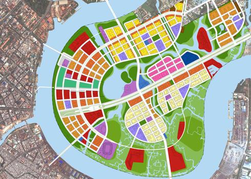 Quy hoạch đô thị mới Thủ Thiêm ưu tiên không gian mở