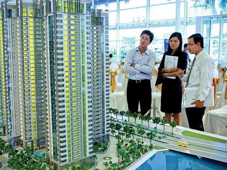 """""""Mở van tín dụng"""" bất động sản: Chủ đầu tư thất vọng"""