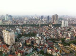 Nhà ở Hà Nội thụt lùi cả về lượng và chất