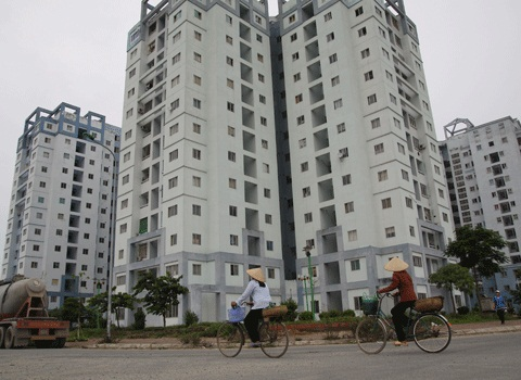 Kiến nghị lãi suất mua nhà thu nhập thấp dưới 10%