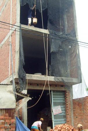 Tai nạn lao động trong xây dựng tăng cao