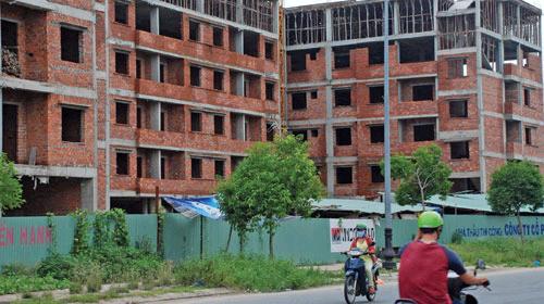 Phát triển nhà ở đô thị phải dành 20% diện tích cho thuê