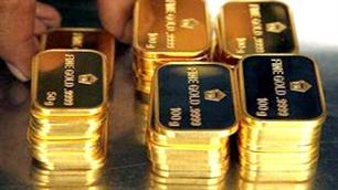 Giá vàng thế giới tăng mạnh trở lại