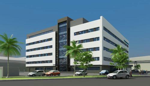 Sắp khởi công toà nhà FPT Tân Thuận