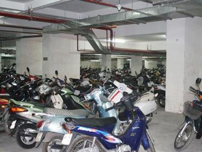 TPHCM: Không chung cư nào đạt chuẩn về chỗ đậu ô tô