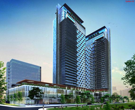 PVC – MT chuyển nhượng khách sạn Đà Nẵng Riverside và khu đất 5000m2
